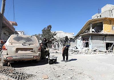 トルコ軍作戦、アフリン中心部に「今すぐにでも」突入可能 大統領 写真4枚 国際ニュース:AFPBB News