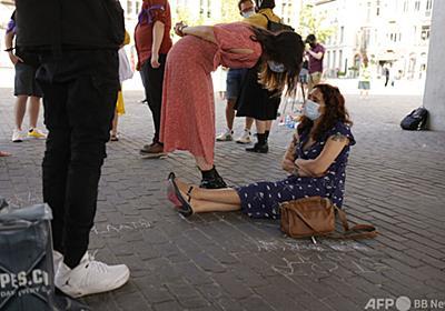 集団レイプ動画拡散で14歳少女自殺、5人逮捕 ベルギー 写真6枚 国際ニュース:AFPBB News