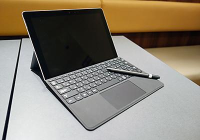 Microsoft Surface Goレビュー。iPadのように気軽に使える万能2in1タブレット #Surfaceアンバサダー | クリエイタークリップ