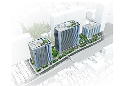 中野駅前に新しい複合施設。駅からデッキで接続 - Impress Watch