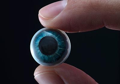 ARコンタクトレンズをMojo Visionが発表 現実世界をキャプションで説明 - ITmedia NEWS