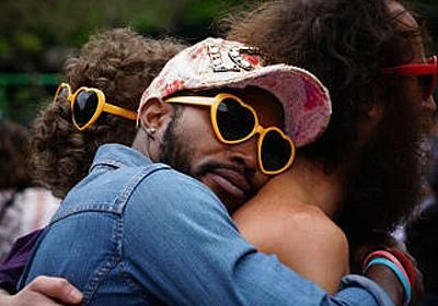 男性は恋愛よりも男性同士の近しい関係「ブロマンス」に満足している - GIGAZINE