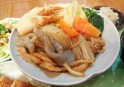 野菜のキムチ煮 - めのキッチンの美味しい生活