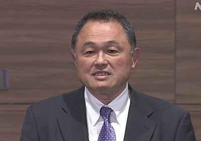 JOC山下会長「延期になっても道のりは簡単ではない」 | NHKニュース