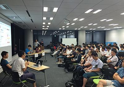 React vs Angular 2ガチ対決!エキスパートたちによるハイレベル対談 (2 / 2) ー TechFeed Live#2レポート | HTML5Experts.jp