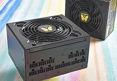 1,000Wで奥行13cmのATX電源が2万円って信じられる?しかもオール国産コンデンサ - AKIBA PC Hotline!