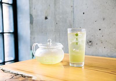 """緑茶ハイってこんなにおいしかったんだ……。「茶割」オーナーに教わった自宅でできる""""お茶割り""""が、もはや別次元の味だった - ソレドコ"""
