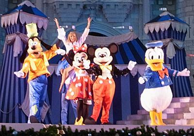 WDW旅行記 95 Dream along with Mickey | はじめての WDW旅行記!