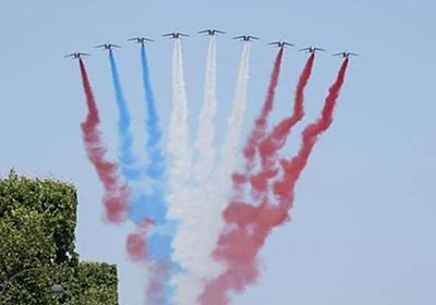 フランス革命祭とW杯三位決定戦(ベルギー対イギリス) – スマイリーキャット