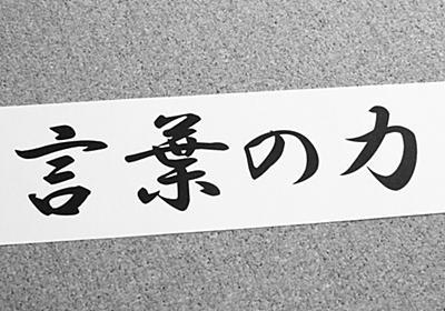 漢語かカタカナか、新しいものはどちらで表しますか? 日本語の変化すべき方向   定年起業のためのウェブコンサルティング