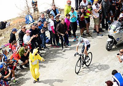 誰もが驚く歴史的な80km独走 フィネストレ峠で全てをひっくり返したフルーム - ジロ・デ・イタリア2018第19ステージ現地レポートby辻啓 | cyclowired