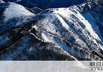 スノボで遭難の中学生発見 雪に穴掘り一夜、自力で下山:朝日新聞デジタル