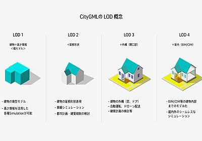 入賞者&関係者が語るPLATEAU裏話 3D都市モデルの成果物への多様な落とし込み方 (1/3)