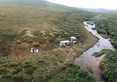 クマの襲撃かわして1週間…男性を発見・救助 米沿岸警備隊 写真1枚 国際ニュース:AFPBB News