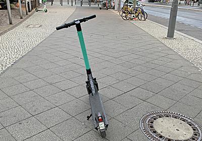 欧米で大人気の「eスクーター」シェアリング、日本でも広まるか | 日経 xTECH(クロステック)