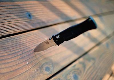 ナイフによる攻撃から身を守るための鉄則五箇条 | ライフハッカー[日本版]