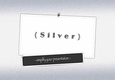 プレゼンのためのパワーポイント&キーノートのデザインテンプレート集「40+ Awesome Keynote and PowerPoint Templates and Resources」...