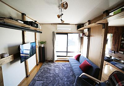 スマートホーム×DIY 実践と展望 〜 1. 賃貸DIYでつくる住みよい部屋 - くらげだらけ