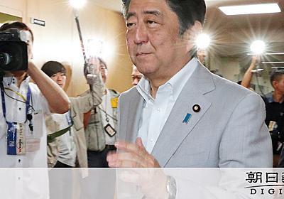 「土俵乗る必要ない」論戦求める石破氏を突き放す首相側:朝日新聞デジタル