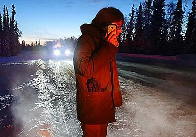 タフネススマホ「TRQUE」は本当にタフか? マイナス20℃のアラスカで使い倒す!|TIME&SPACE by KDDI