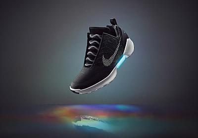 【お待たせ!】自動で靴ひもが締まる「Nike HyperAdapt 1.0」が11/28に米国発売! 改めて同スニーカーのエピソードをおさらい | GetNavi web ゲットナビ