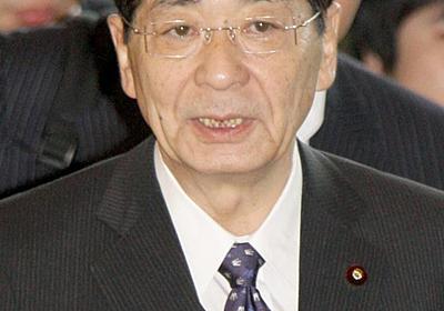 仙谷由人元官房長官が死去 - 産経ニュース