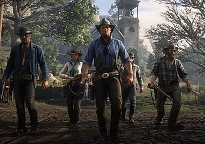 ストーリーと舞台 - Red Dead Redemption2(レッドデッドリデンプション2)攻略