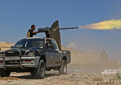 シリア軍のイドリブ県攻撃、過激派が世界に拡散する恐れ 仏外相 写真5枚 国際ニュース:AFPBB News