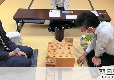 将棋のトップ棋士が天を仰ぐ「大ポカ」 対局後に明かした「錯覚」:朝日新聞デジタル