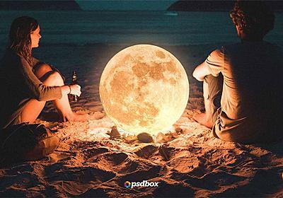 Photoshopで「光」を極めよう!ライティングエフェクトに強くなるチュートリアル、作り方65個まとめ - PhotoshopVIP