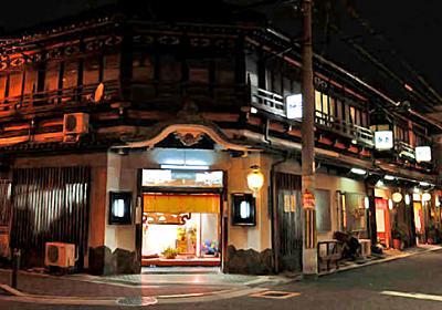 日本最大級の遊郭の建物が今も150軒以上残る「飛田新地」に行ってきました - GIGAZINE