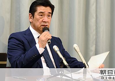 リコール事務局長、取材重ねた記者に漏らした「本音」:朝日新聞デジタル