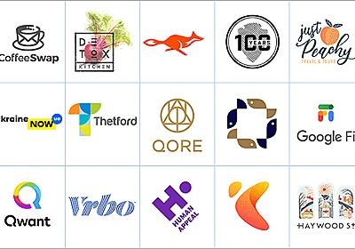 2019年最新版!最近見かけるロゴのデザインに使われているトレンドのまとめ -2019 Logo Trends | コリス