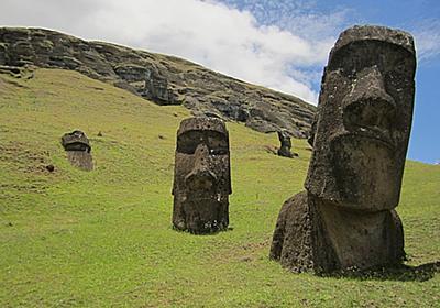 イースター島のモアイ像が大量につくられた謎の科学的根拠が発表される | ナゾロジー