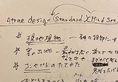 """あなたは、いくつ""""Design Mindset""""がありますか? たけてつ note"""