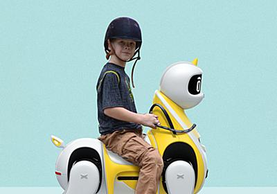 【やじうまPC Watch】業界初の騎乗できる「ロボット馬」、中国自動車メーカーから - PC Watch