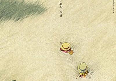 これぞセンスの塊!中国版 #となりのトトロ ポスターでトトロのモフモフのお腹を歩くサツキとメイなどのデザインに「わくわくする」と感嘆 - Togetter