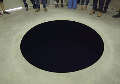 「絵みたいな穴」に落ちてしまう事故 ポルトガルの美術館で - ねとらぼ