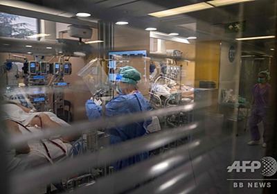 スペインの死者1万人に コロナ対策で携帯の位置情報利用へ 写真5枚 国際ニュース:AFPBB News