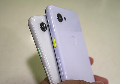 【実機レビュー】「Pixel 3a」ただの廉価版ではない、AIカメラ技術の進化を感じる1台 | BUSINESS INSIDER JAPAN