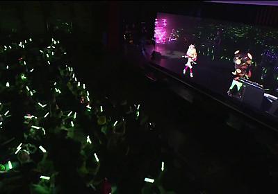 スプラトゥーン2:スイスで開催されたテンタクルズの欧州ライブ映像 | t011.org