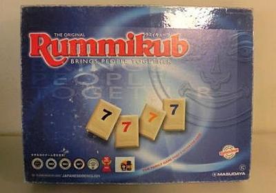 イスラエルで発明されたボードゲーム「ラミィキューブ」って?   川浪ナミヲの情報アサイチ!   ラジオ関西 JOCR 558KHz