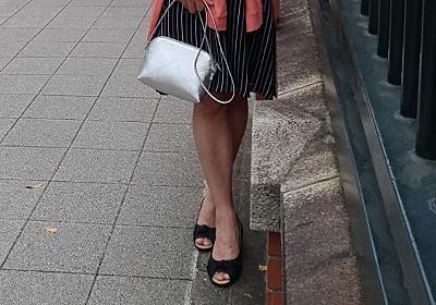 【女装写真】夏なので生脚で女装しました(&ブラジリアンワックスで脱毛) - 『男の産後うつ』になったようだけど女装したら治ったみたい