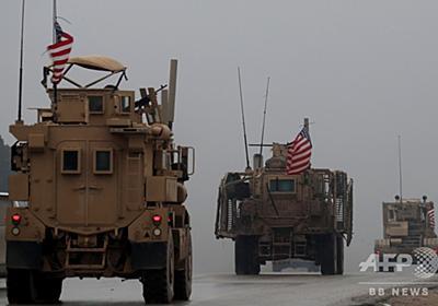 トルコ大統領、米補佐官を非難 米軍撤収条件発言は「重大な誤り」  写真3枚 国際ニュース:AFPBB News
