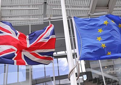 英国、29日にEU離脱手続きを正式に開始へ 写真1枚 国際ニュース:AFPBB News