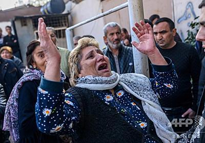 ナゴルノカラバフ紛争でさらなる民間被害 停戦の望み絶たれる 写真13枚 国際ニュース:AFPBB News