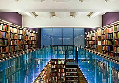 世界最古にして最大の独立系図書館「The London Library」 - GIGAZINE