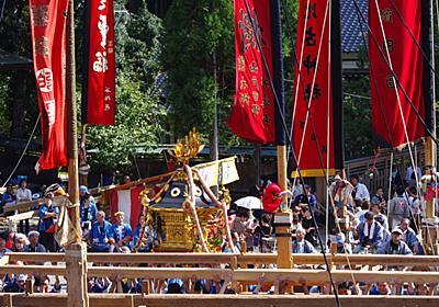 明日は「お熊甲祭り」です! - 金沢おもしろ発掘