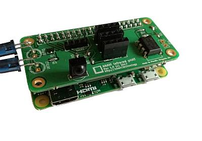 "Raspberry Piで""賢く""家電をリモコン操作する「pHAT」 - PC Watch"