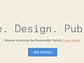 AutomatticがAtavistを買収、メディアプラットフォームに注力 - Capital P